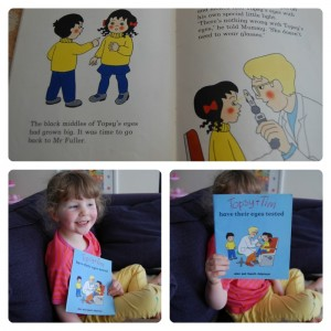 Topsy & Tim Have Their Eyes Tested
