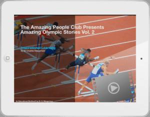 Amazing Olympic Stories Vol 2