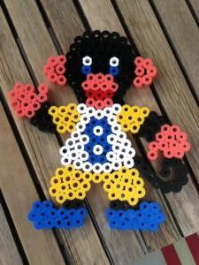 Shaun's Hama Beads Monkey