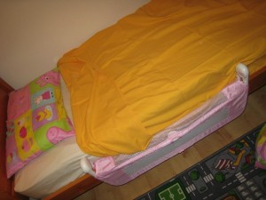 Lindam Soft Folding Bed Rail