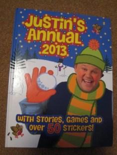 Justin's Annual 2012