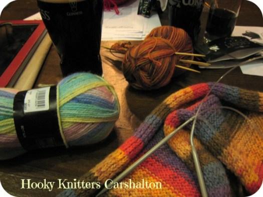 Hooky Knitters Carshalton