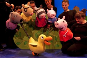 Peppa Pig's Treasure Hunt live
