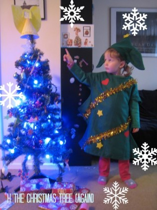 Christmas Tree Costume from Jokers' Masquerade