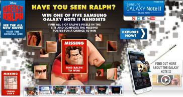 Wreck It Ralph Challenge