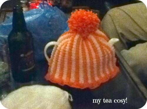 My Pimm's Tea Cosy