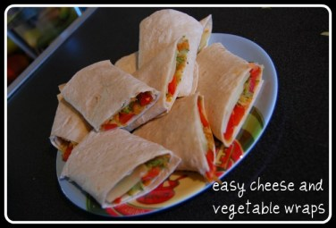 cheesevegwraps