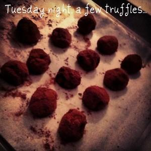 WW-friendly truffles