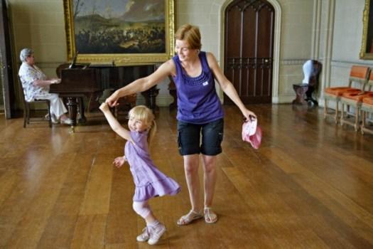 Plas Newydd dancing©National Trust Images Arnhel de Serra