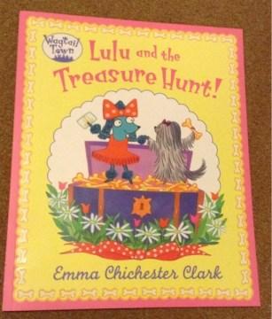 lulu and the treasure hunt