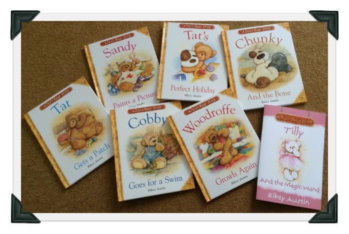 Alice's Bear Shop Books