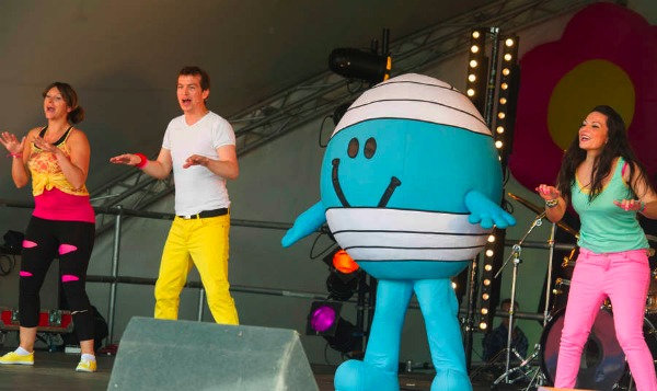 Mr Bump at Lollibop