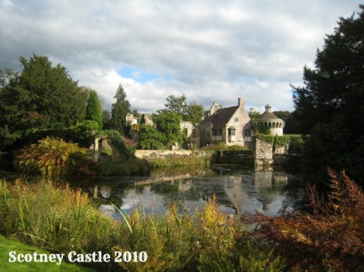 National Trust Scotney Castle