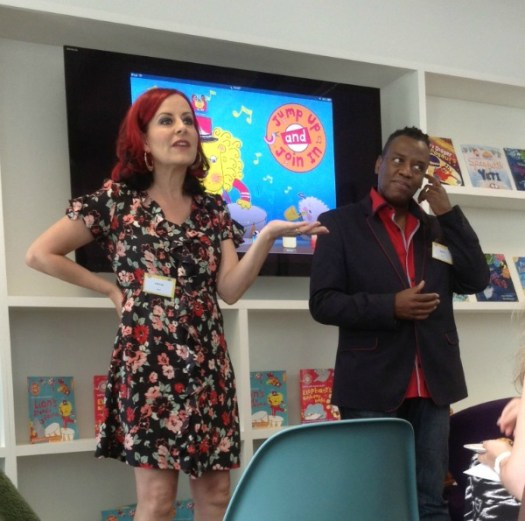 Jump Up and Join In with Carrie and David Grant