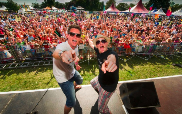 Dick & Dom at Lollibop
