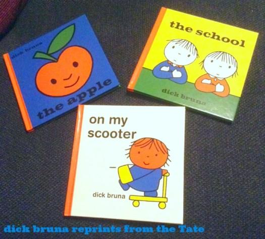 dick bruna books 2013 reprints