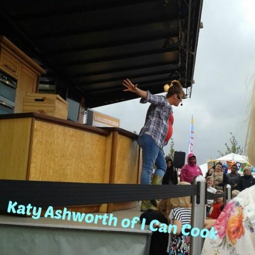 Katy Ashworth at Lollibop 2013