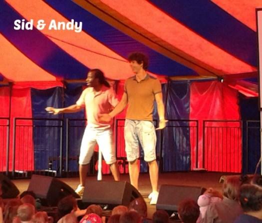 Sid & Andy Lollibop 2013