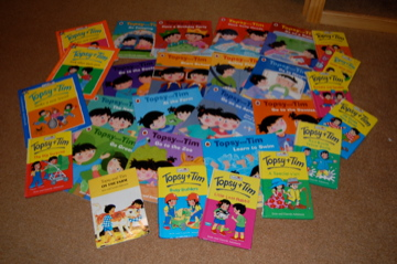 Topsy & Tim - H's collection