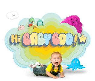 Hi BabyBoo logo