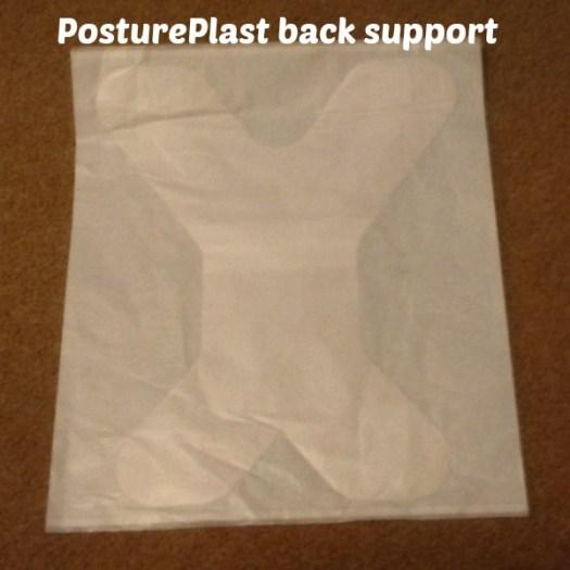 PosturePlast back ache help