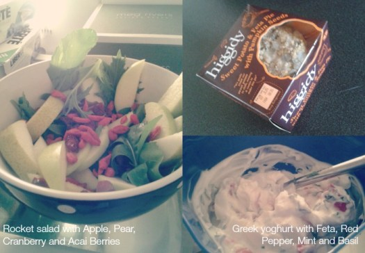 Higgidy salad preparation