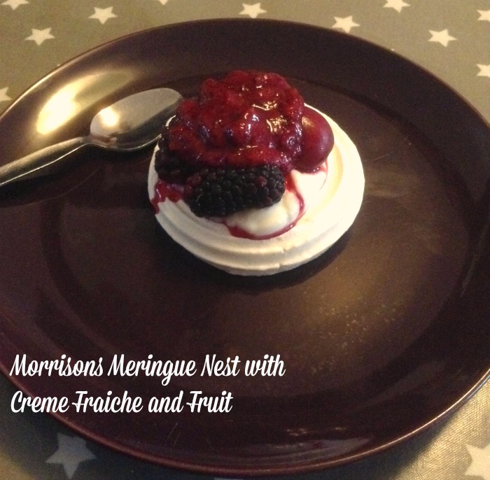 Morrisons Meringue Nest
