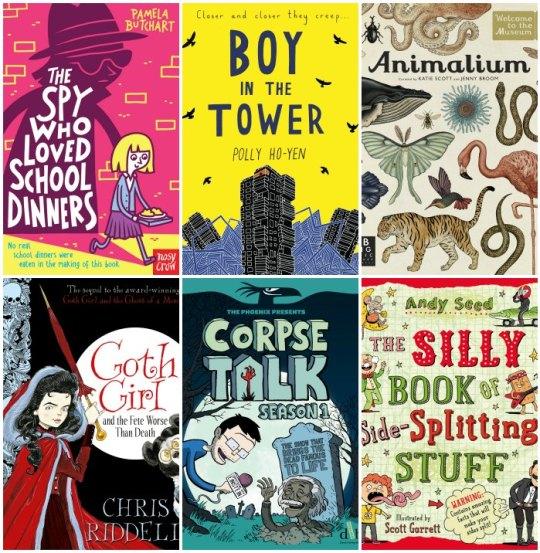Blue Peter Book Awards 2015 Shortlist