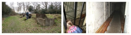 Limpsfield Common Air Raid Shelters