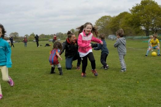 Football Mum of the Year, Girls Football Week