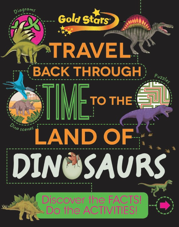 Travel Back Through Time to the Land of the Dinosaurs