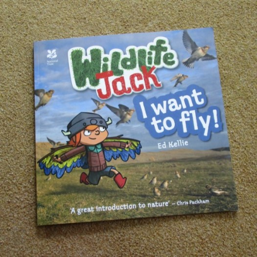Wildlife Jack - I Want to Fly