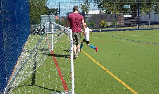saturday football, Girls Football Week