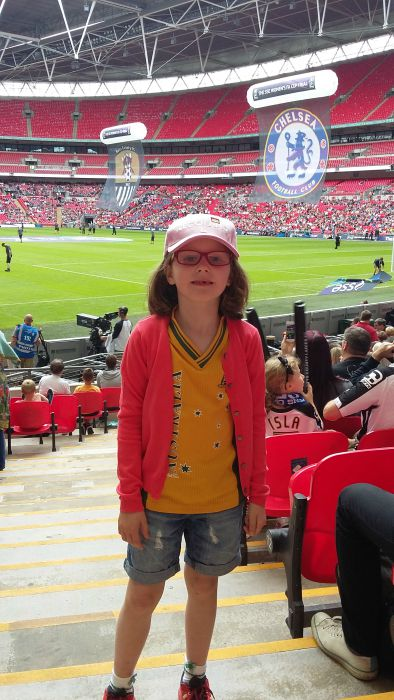 H at Wembley