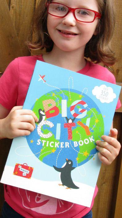 Big City Sticker Book Final
