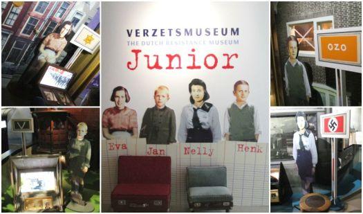Dutch Resistance Museum Junior