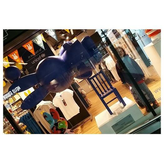 Miffy Art Parade Schiphol Airport Pop Up Shop