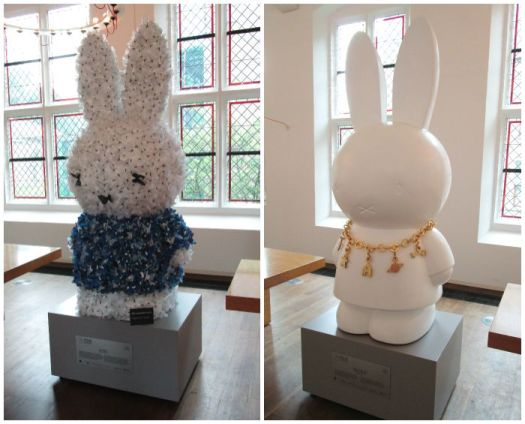 Miffy Art Parade in Centraal Museum Room 2