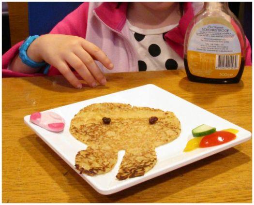 Miffy pancake