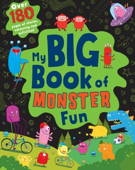 My Big Book of Monster Fun