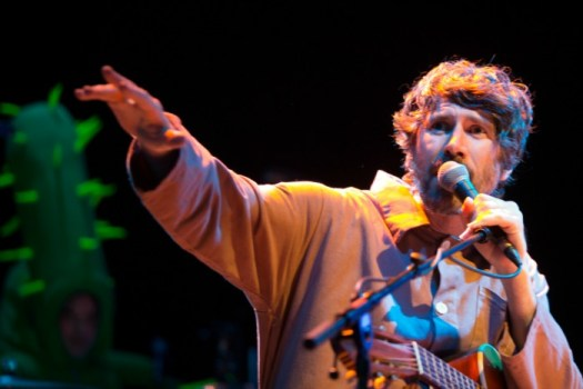 Gruff Rhys The Insatiable Inflatable Candylion