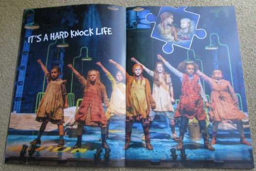 Annie the Musical Hard Knock Life