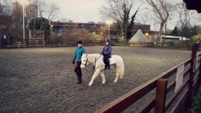 Horse Riding at Deen City Farm