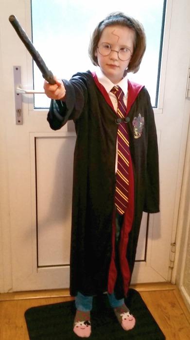 Harry Potter costume idea