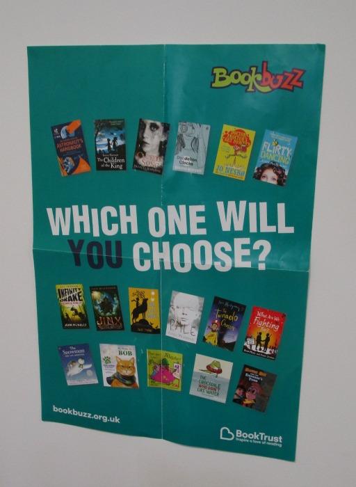 Book Trust BookBuzz