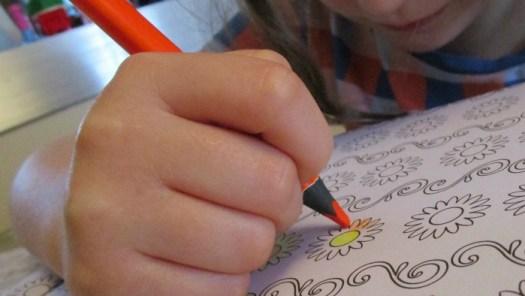 Disney Art Therapy Colouring Books