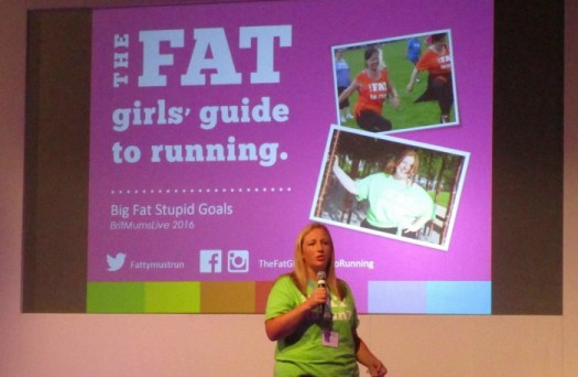 BML16 Fat Girls Guide to Running