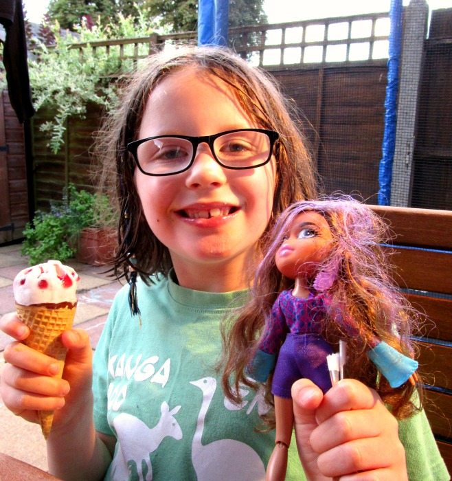 Summer of Bratz Ice Cream
