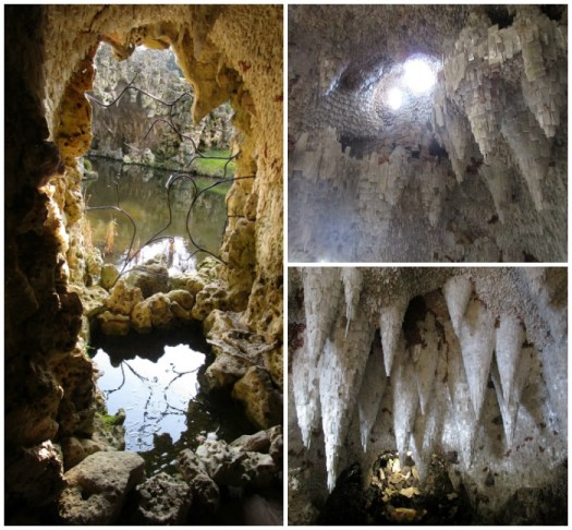 Painshill Park Crystal Grotto