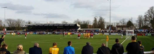 sutton united v york city